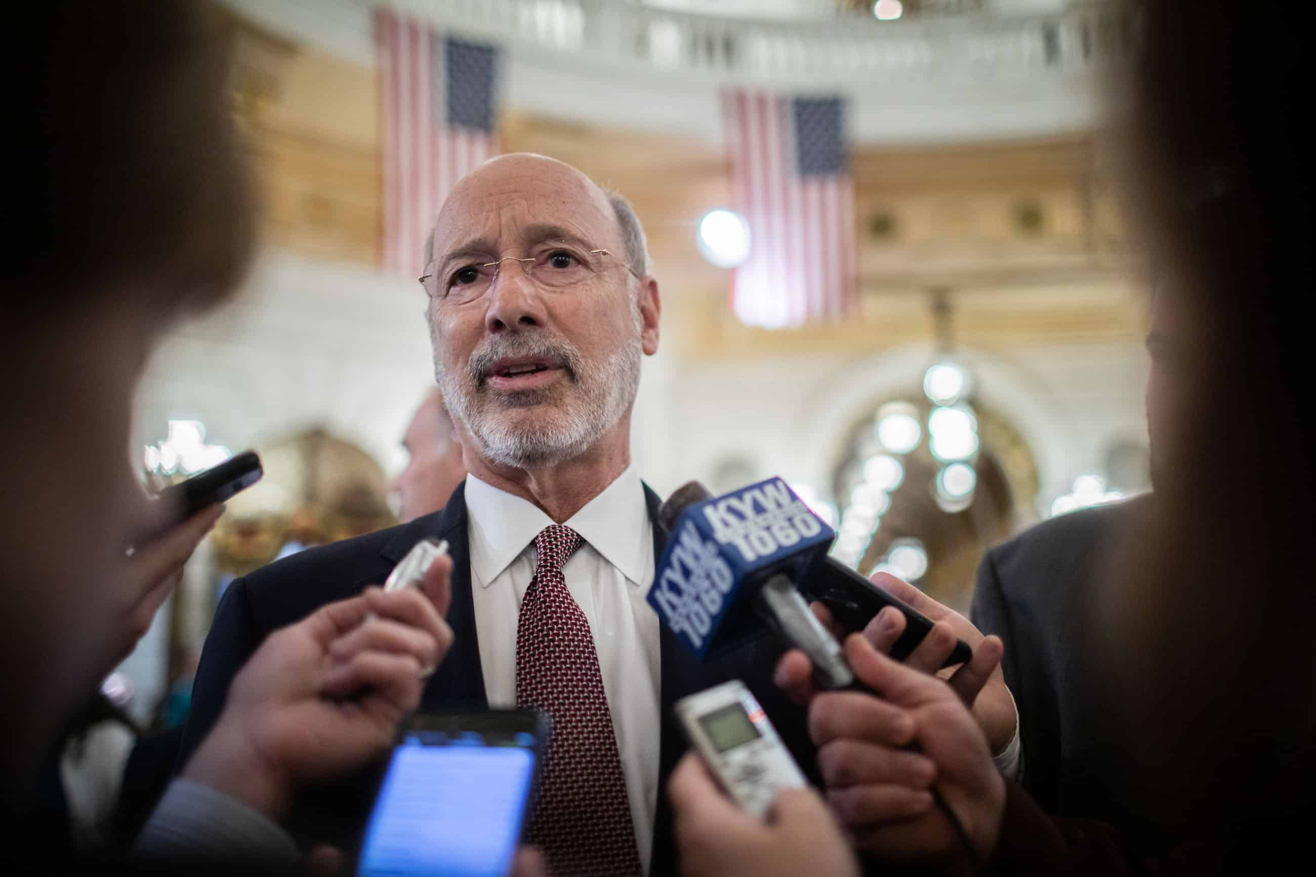 Pennsylvania Governor Wants a Severance Tax